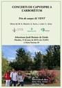 Concert de capvespre a l'Arborètum-Jardí Botànic de Lleida