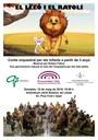 """Conte infantil musicat a l'Arborètum-Jardí Botànic de Lleida el dissabte 18 de maig El mateix dia tindrà lloc la visita guiada """"Descobrir l'Arborètum"""""""