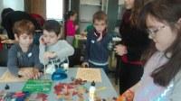 Quinze nens i nenes han participat en el taller de tardor de l'Arborètum