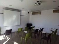 Nova sala d'audiovisuals al Jardí Botànic-Arborètum de Lleida