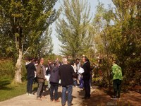 Visita guiada sobre els colors de la tardor, el dissabte al Jardí Botànic de Lleida-Arborètum