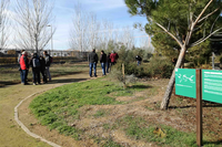 Pràctiques de tècnics i delegats d'empreses del sector al Jardí Botànic-Arborètum de Lleida